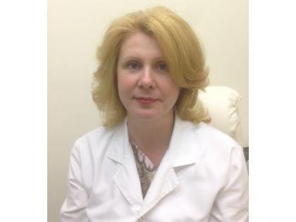 Врач-психотерапевт, доктор медицинских наук, профессор Жанна Гарданова