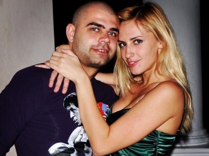 Илья Гажиенко и Ольга Агибалова