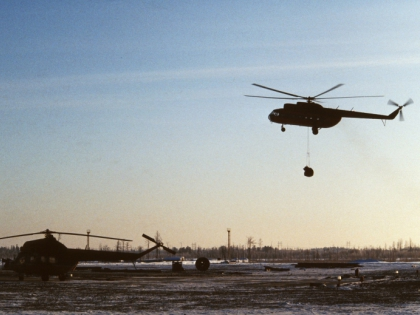 Италия и Россия создадут вертолеты для добычи нефти