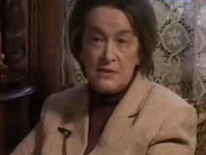 Внучатая племянница Любови Орловой Нонна Голикова