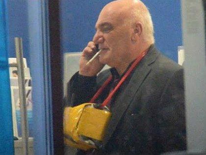 Арам Петросян пришел в банк с муляжем бомбы
