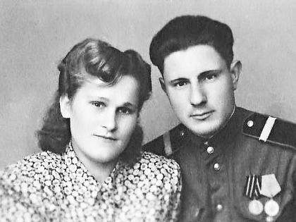 Владимир Стержаков ни разу не видел, чтобы его родители ссорились. Вместе они прожили 54 года