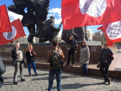 """Митинг против """"экстремистских"""" статей УК в Москве, 23.04.2016"""