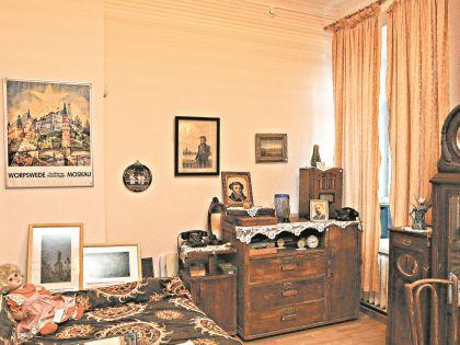 Музей в доме появился на общественных началах еще в 1989 году
