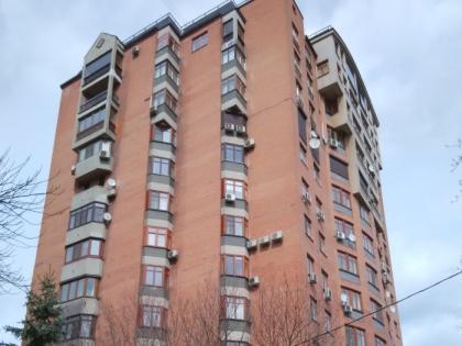 Квартира в Несвижском переулке, где расположена квартира, принадлежащая семье Кожина
