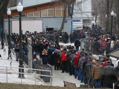 Гражданская панихида по Борису Немцову