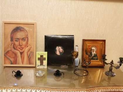 Мемориал Жанне Фриске