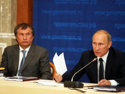 В настоящий момент Иван Сечин занимает пост первого заместителя директора департамента совместных проектов на шельфе компании «Роснефть»