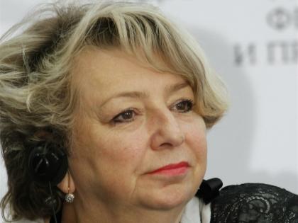 Татьяна Тарасова