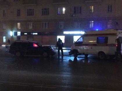 ДТП на Новослободской улице