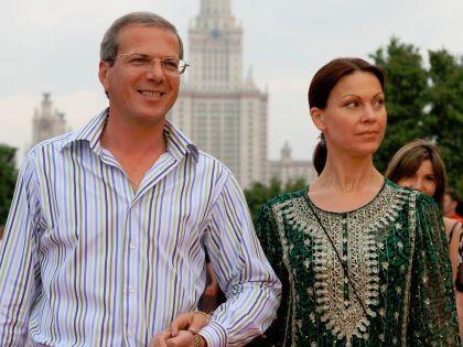 Алексей Лысенков и Ирина Чериченко