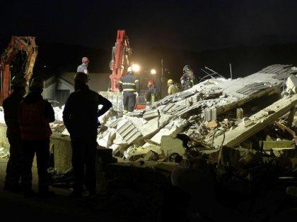В разрушенном Аматриче вновь зафиксировано землетрясение