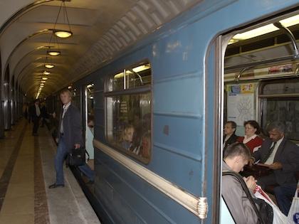 Инцидент произошёл около 07:09 на Замоскворецкой линии