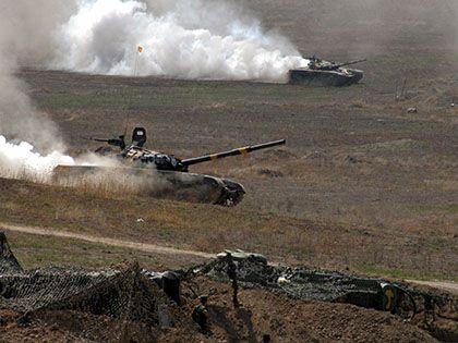 Азербайджан решил остановить военные действия в Карабахе