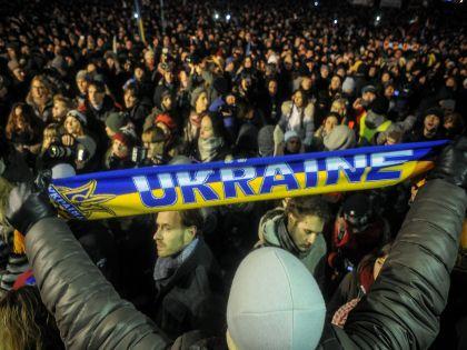 В 2013 году в Киеве Майдан начинался с лагеря, палаток и разгона протестующих