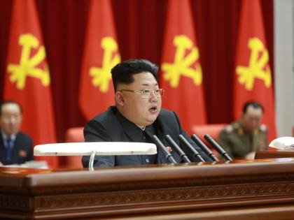 Глава КНДР предстал в новом образе на партийном мероприятии