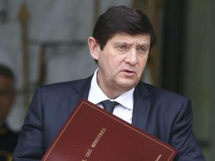 Министр спорта Франции Патрик Каннер