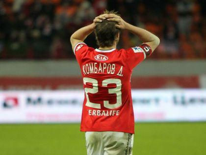 Один из тех, кто скоро может покинуть команду – Дмитрий Комбаров