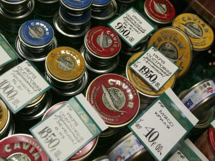 Россия может внести в список продуктового эмбарго рыбные консервы из западных стран