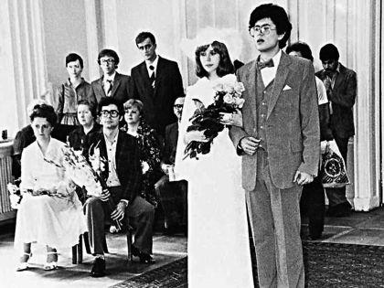 Летом 1982 года Марина и Игорь сыграли свадьбу в Ленинграде