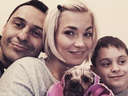 Счастливая семья Костюшкиных