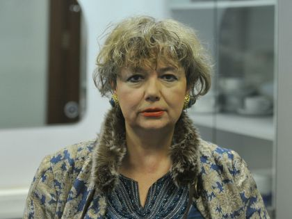 Писательница Мария Арбатова
