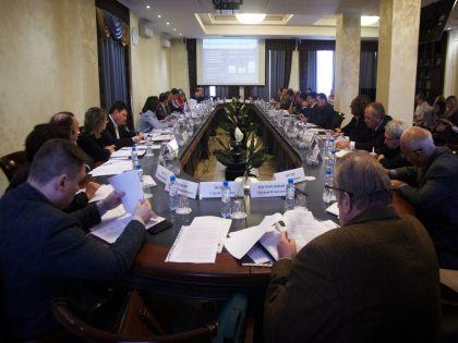 На круглом столе в Общественной палате обсуждали изменения закона о кадастровой оценке