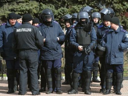 На Украине задержали россиян по подозрению в подготовке терактов