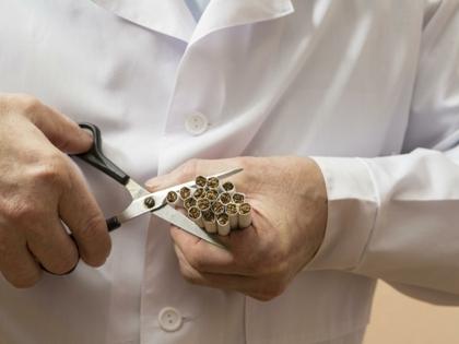 17% курящих россиян отказались от своей привычки за последние два года