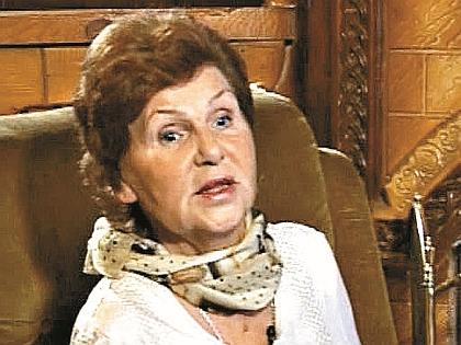Вдова Леонида Дербенева