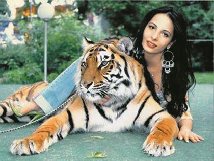 Дочь певца Лея работает над образами многих артистов в качестве стилиста