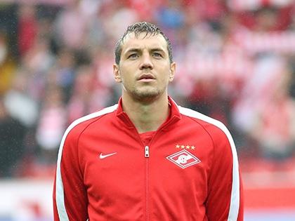 Сейчас 26-летний форвард тренируется с дублем московской команды