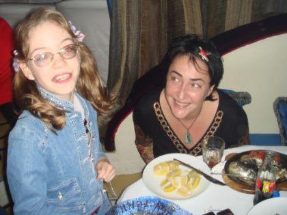 Лолита с дочерью