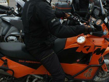 В аварии погибли мотоциклист и его пассажир