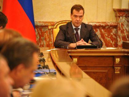 Дмитрий Медведев заявил, что последствия приостановки авиасообщения не будут краткосрочными