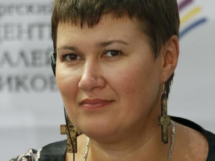 Наталья Мокрицкая очень гордится тем, что одна версия картины выходит и в России, и на Украине