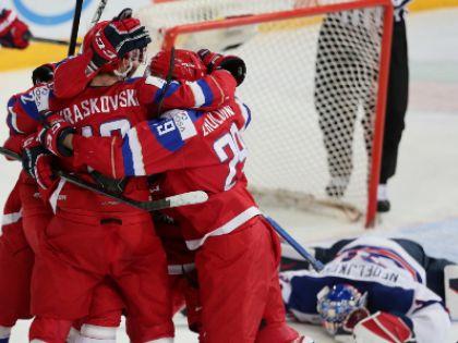 Молодежная сборная России вышла в финал МЧМ-2016