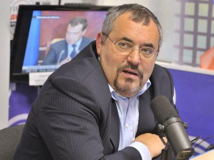 Экс-депутат Госдумы РФ, политик Борис Надеждин