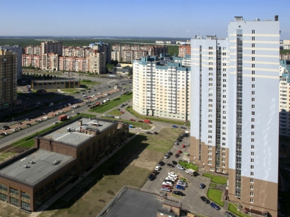 В марте этого года вторичное жилье в Москве сильно подешевело