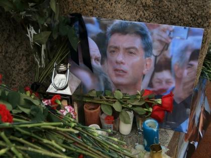 Борис Немцов был убит 27 февраля в Москве