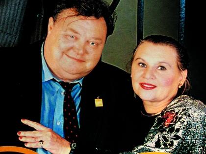 Нина Гуляева нашла свое счастье только в браке с Вячеславом Невинным