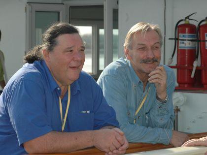 С Владимиром Талашко
