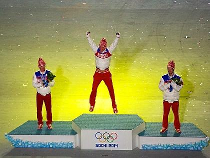 Зимние Олимпийские игры 2014 в Сочи