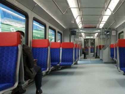 Современные скоростные поезда оказались чувствительны к низким температурам