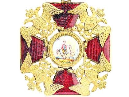 Царский Орден Невского