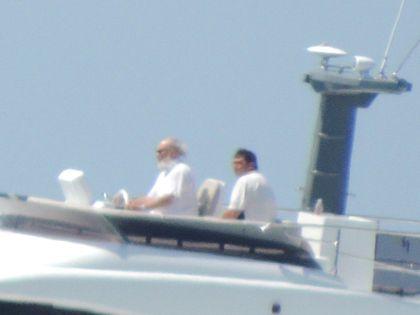 Морская прогулка на яхте Azimut