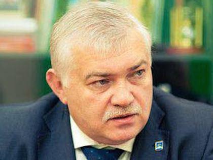 Мэр Вышнего Волочка Алексей Пантюшкин