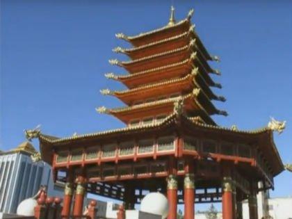 Пагода cеми дней