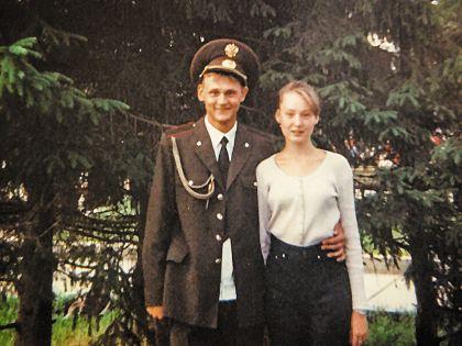 Степан и Ирина были вместе чуть больше года