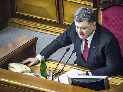 Президент также поведал о судьбе украинского языка и языковых меньшинств